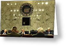 The Department Of Defense Address Greeting Card