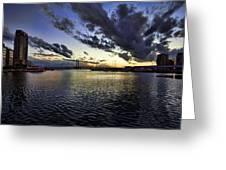 The Dockyard V3 Greeting Card