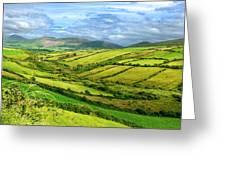 The Emerald Island Greeting Card