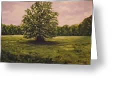 The Fairy Tree Greeting Card