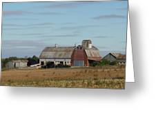 The Farm II Greeting Card