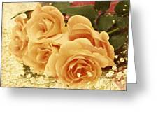 The Golden Gift Greeting Card