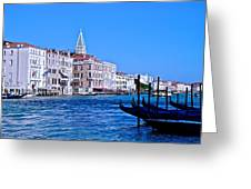 The Grand Of Venice Greeting Card