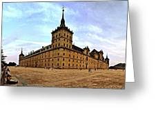 The Great Escorial Greeting Card