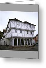 Thaxted Guildhall Greeting Card
