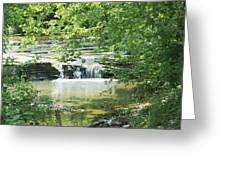 The Harpeth Brentwood Tennessee Greeting Card