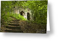 The Hermitage Greeting Card