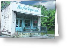 The Hollywood At Tunica Ms Greeting Card