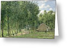 The House In The Forest Greeting Card