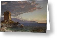 The Isle Of Capri Greeting Card