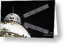 The Johannes Kepler Automated Transfer Greeting Card
