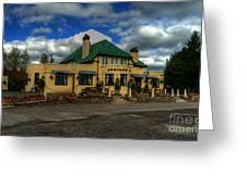 The Jubilee Inn Greeting Card