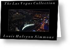 The Las Vegas Collection Greeting Card