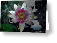 The Light From Within Greeting Card by Cheri Doyle