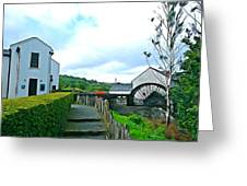 The Mill Greeting Card