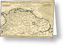 The New Kingdoms Of Grenada Greeting Card