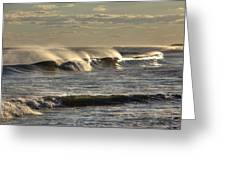 The Ocean Winds Greeting Card