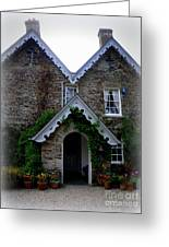 The Old Rectory At St. Juliot Greeting Card