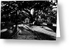 The Old Road To Eternity Greeting Card