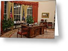 The Oval Office Greeting Card