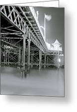 The Palace Pier Greeting Card