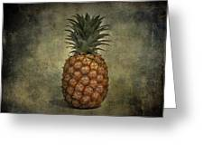 The Pineapple  Greeting Card