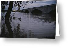 The Potomac Rivers Greeting Card