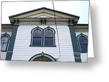 The Potter School House . Bodega Bay . Town Of Bodega . California . 7d12482 Greeting Card