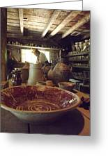 The Potters Barn Greeting Card