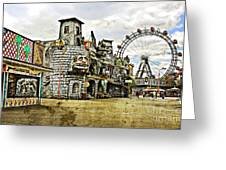 The Prater - Vienna Greeting Card
