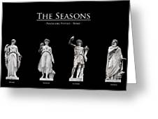 The Seasons Greeting Card