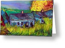 The Shack Greeting Card