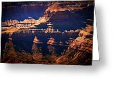 The Spectacular Grand Canyon Greeting Card