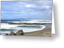 The Spectacular Oregon Coast Greeting Card