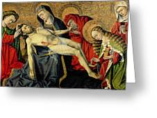 The Tarascon Pieta Greeting Card