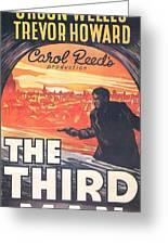 The Third Man  Greeting Card