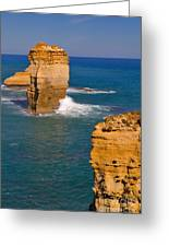 The Twelve Apostles In Port Campbell National Park Australia Greeting Card