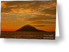 The Ultimate Sunset Greeting Card