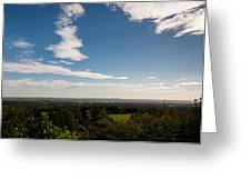 The Vale Of Kent Greeting Card