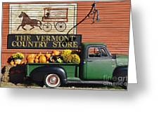 The Vermont Country Store Greeting Card