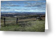 The View Point Greeting Card