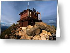 The Watchman Tower Greeting Card
