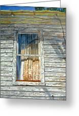 The Window Greeting Card