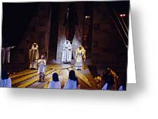 Verdi's Aida Greeting Card