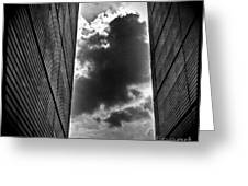 There Is Something Out There... Greeting Card