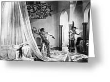 Thief Of Bagdad, 1924 Greeting Card