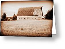 This Old Farm II Greeting Card