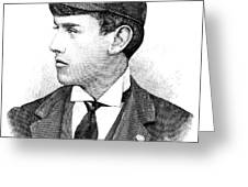 Thomas E. Burke Greeting Card