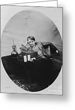 Thomas Edison, American Inventor Greeting Card