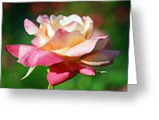 Thorns Have Roses Greeting Card by Melanie Moraga